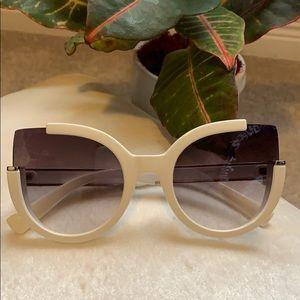 Accessories - White Sunglasses